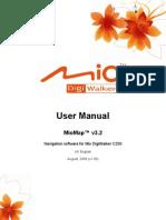 C250-UserManual-MioMap-v3.2-UK