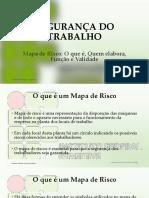 mapa de rsico