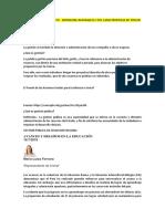Gestion Publica de Eduacion Peruana Dj Trabajo Colegiado