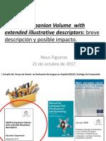 """""""Companion Volume"""" - description and impact"""