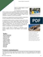 Reciclaje - Wikipedia, La Enciclopedia Libre