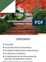 TEMA 3 LOS INSTRUMENTOS DE LA POLITICA ECONOMICA Y SOCIAL.pdf