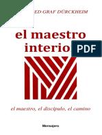Maestro Interior - Karlfried Dürckheim (word)