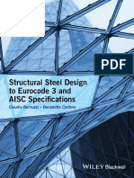 Preview of Structural Steel Design to Eurocode 3 and AISC Specifications