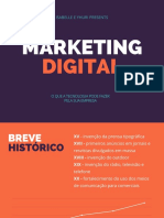 Marketing Digital - Como Usar a Tecnologia a Favor Da Sua Empresa