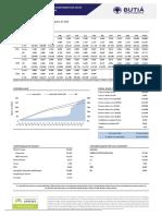 Relatorio de Desempenho Butia Top CP FIC FIRF