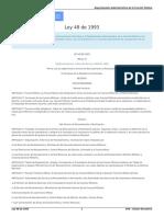 Ley_48_de_1993 ACT 2017.pdf