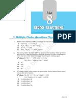 Redox reaction