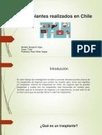 Trasplantes realizados en Chile.pptx