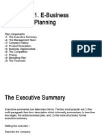 Business Plan IRM