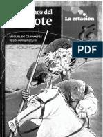 Los Caminos Del Quijote