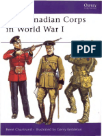Osprey, Men-At-Arms #439 the Canadian Corps in World War I (2007) OCR 8.12