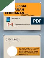 ASPEK LEGAL DALAM PELAYANAN KEBIDANAN ( IBU NILA ).pptx