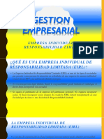 DIAPOSITIVAS GESTION EMPRESARIAL
