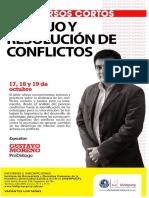 Taller Manejo y Resolucion de Conflictos