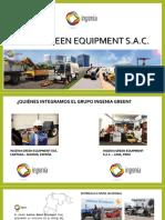 Presentacion Ingenia Green Equipment