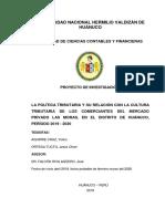 Proyecto de Investigacion .2019