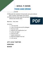 MODUL 9 B INGGRIS KELAS 4 - KD 3.9 - 4.9.pdf