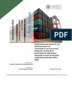 SANTARREMIGIA - Diseño básico del layout de una terminal interior de contenedores con mercancías ....pdf