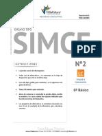 ENSAYO2 SIMCE LENGUAJE 6BASICO 2016.pdf