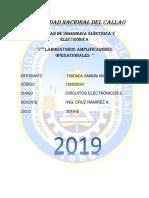 Informe 2 de Electronicos 2