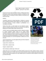 Reutilización - Wikipedia, La Enciclopedia Libre