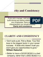 1. CLARITY AND CONSISTENCTY.ppt