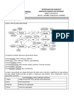 Modelo Fisico - DDL - 1