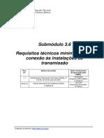 ProcedimentosDeRede Módulo 3 Submódulo 3.6 Submódulo 3.6 2016.12