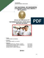Operaciones unitarias - Laboratorio
