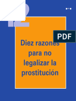 DOC64 Diez Razones Para No Legalizar