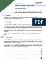 Resumo 2340135 Leonardo Albernaz 32749650 Administracao Geral Aula 01 Processo Decisorio Introducao