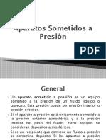 5 - Recipientes Sometidos a Presión