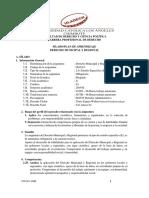 SPA Derecho Municipal y Regional