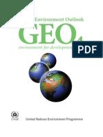 Geo4 Report UN 2007