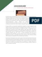 Trastornos y Patologías de La Vejez