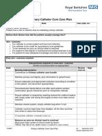 Urinary Catheter Core Care Plan September 2015.pdf