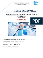 Ingeniería Económic Act 1 Unid 2