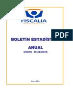 Boletin Anual Enero Diciembre 2018 20190710