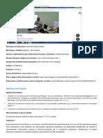 ESTRUCTURA de UN PROYECTO-Uso Del Smart Board en La Enseñanza de La Filosofía