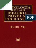 ANTOLOGÍA DE LAS MEJORES NOVELAS POLICIACAS