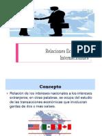 relaciones economicas internacionales