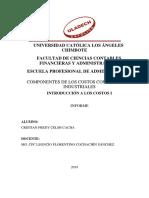 Informe_componentes Costos Industriales y Comerciales
