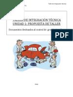 Guía 1.6 Documentos de Taller
