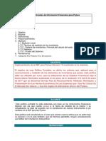 Politica Contable Inventarios (Costos)