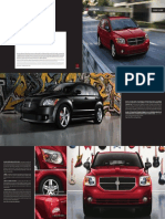 Catalogo Dodge Caliber