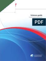 MYP Sciences Guide