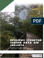Resiliensi Struktur Sumber Daya Air Jakarta Draft Final