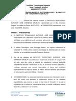 Anexo n. 1 Convenio Prácticas (Setec)