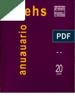 ANUARIO DEL IEHS - Índices (01 - 24)
